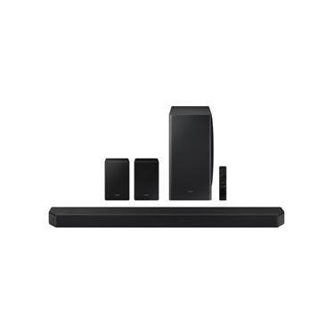 Imagem de Soundbar Samsung HW-Q950A Com 11.1.4 canais, Dolby Atmos, Acoustic Beam, Sincronia Sonora-Preto