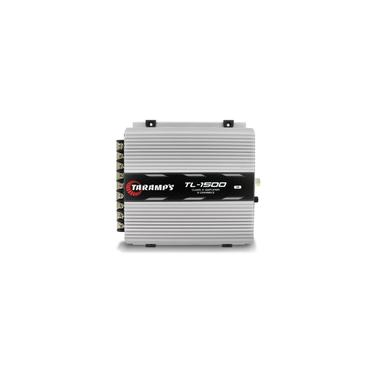 Módulo Amplificador Taramps Tl 1500 Class D Amplifier 390w Rms 3 Canais 2 Ohms