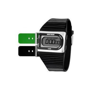 c37c3d3da6155 Relógio de Pulso Mormaii Troca pulseira   Joalheria   Comparar preço ...