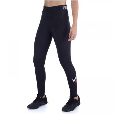 Calça Legging Nike One Tight Icon Clash - Feminina Nike Feminino