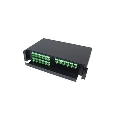 Distribuidor Interno óptico Completo Conector 2-FDIO-36-APC - 2FLEX