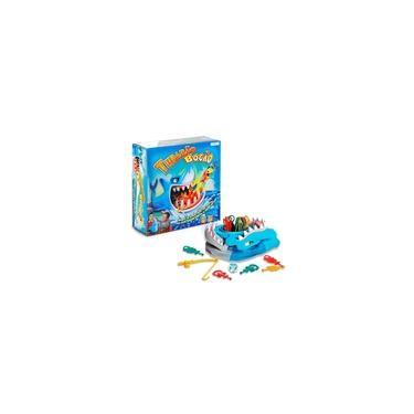 Imagem de Jogo Tubarão Bocão Multikids Brinquedo Infantil Pescaria
