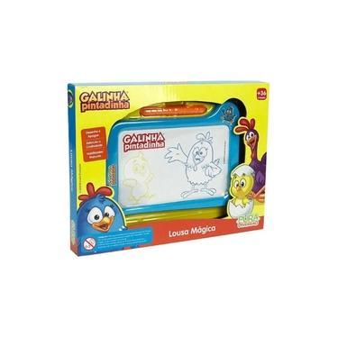 Imagem de Brinquedo Infantil Galinha Pintadinha Lousa Magica Yes Toys