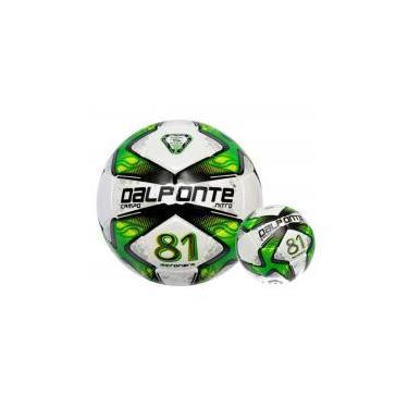 Bola 81 Dalponte Nitro Microfibra Futebol Campo Costurada a Mão -