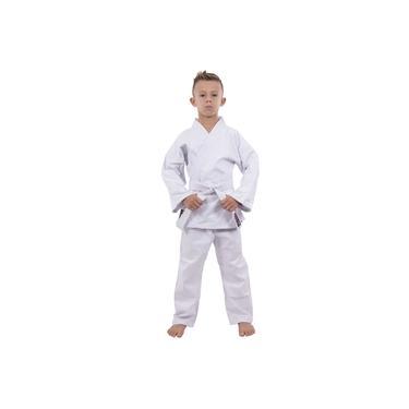 Kimono Karatê Naja Infantil Sarja Branco