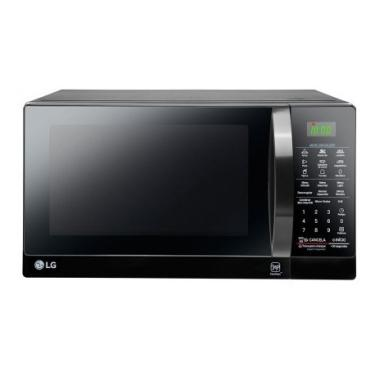 Imagem de Microondas LG Grill 30 Litros Preto Mh7097 - 110v