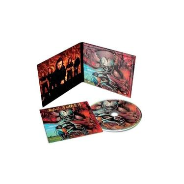 Cd Iron Maiden - Virtual XI 1998 - The Studio Collection