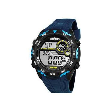 Relógio de Pulso Masculino Technos Digital   Joalheria   Comparar ... 41beae1a0a