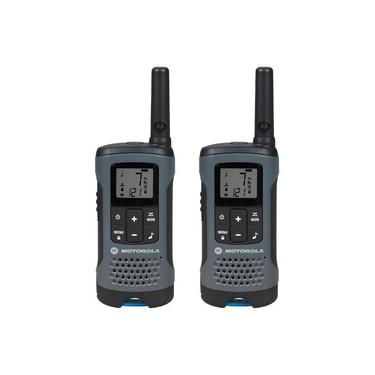 Rádio Comunicador Talkabout 32km T200BR Cinza MOTOROLA