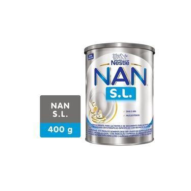 Fórmula Infantil NAN Sem Lactose (400g)