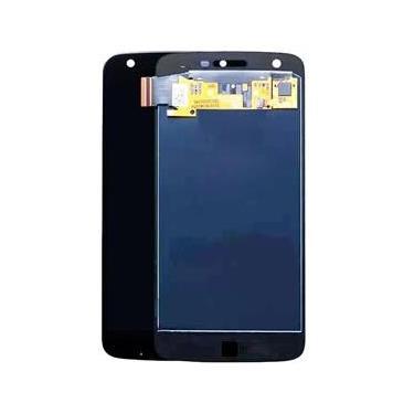 Tela Visor Touch Display Lcd Moto Z Play Xt1635-02 Preto