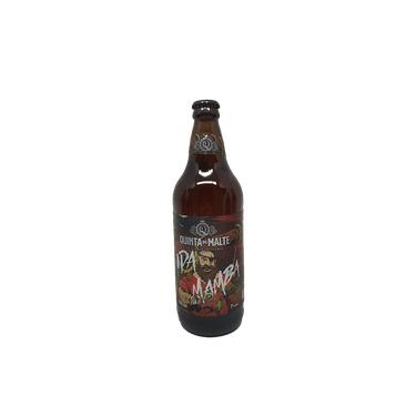Cerveja Nacional Quinta do Malte Mamba IPA 600ml