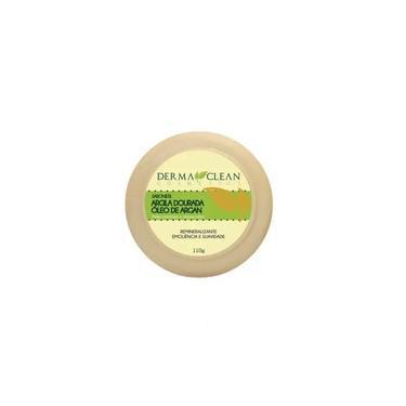 Sabonete Argila Dourada com Argan 110 grs Derma Clean