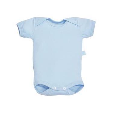 Body Bebê Menino Manga Curta Bebê Tilly Baby 341e6f4d40326