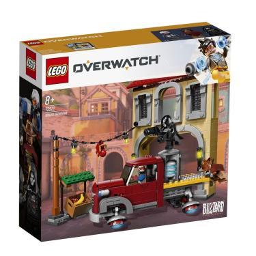 Lego Overwatch - O Showdown de Dorado - Lego