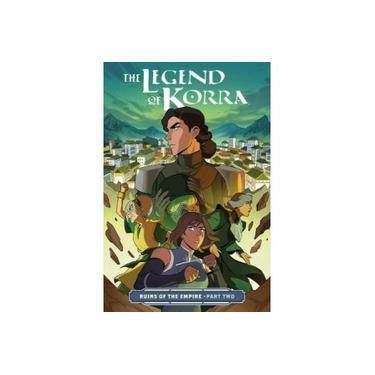 The Legend Of Korra,: Ruins Of The Empire Part Two