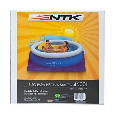 Piso em PVC Laminado Texturizado para Piscina Master - Nautika P7400