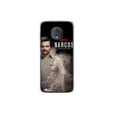 Capa para Moto G6 Plus - Narcos | Pablo Escobar