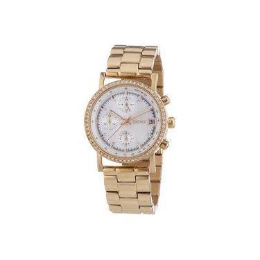 3b63b986344 Relógio de Pulso Feminino Dkny Aço