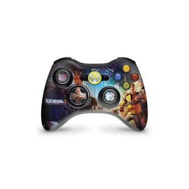 Skin Adesivo Para Xbox 360 Controle - Dead Rising 2