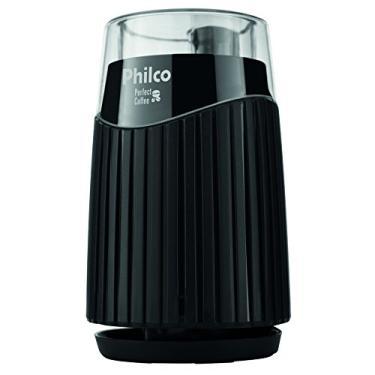 Imagem de Moedor de café, Perfect coffee, 160W, Preto, 220v, Philco