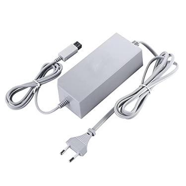 Fonte 110v-240v Bivolt Nintendo Wii U - Ac Adaptador Cinza