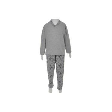 Pijama Infantil Menino Moletinho Aflanelado 2 A 8 Formosa 6751