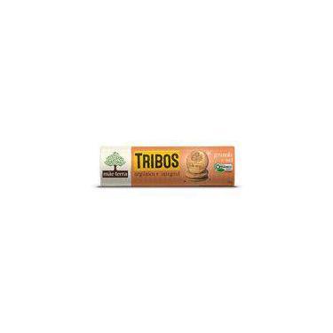 Biscoito Tribos Granola E Mel Orgânico Mãe Terra 130g