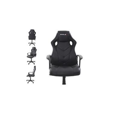 Cadeira Gamer Eaglex S1 Preta