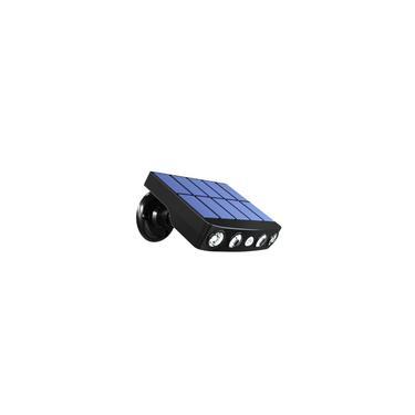 Luz solar poderoso Outdoor Sensor de Movimento Waterproof LED Jardim Lâmpada Solar Majito