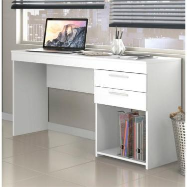 Mesa de Escritório Office 2 Gavetas Notável Móveis