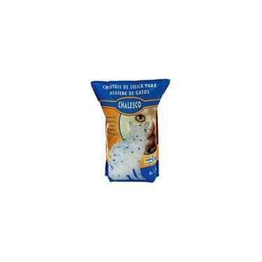 Areia Silica p/ Gatos 1,8kg - Chalesco