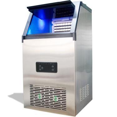 Imagem de Máquina de Gelo TH50 50kg/dia 220V Inox Timer Desidrat