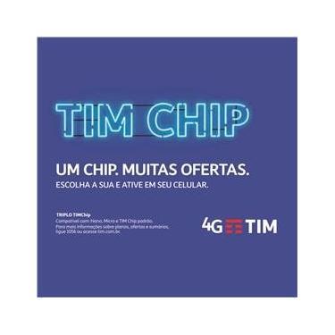 Chip Tim Plano Naked 4G