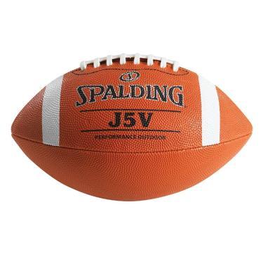 Bola de Futebol Americano J5V Performance Outdoor 72655Z Spalding - Marrom