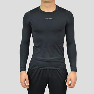19908be8f133a Camisa Térmica de Compressão Stadium Ultra DryST