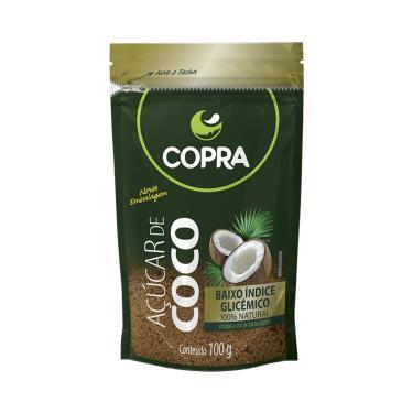 Açúcar de Coco - 100g - Copra Coco