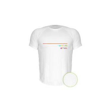 Camiseta Dry-Fit Air Lots Of Fun