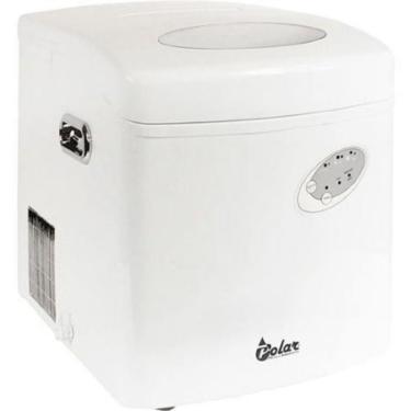 Maquina De Gelo Polar 22Kg Dia - Branca - Ni5000a/Ni6000a
