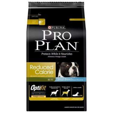 Ração Nestlé Purina ProPlan Reduced Calorie para Cães Adultos de Raças Pequenas Sabor Frango e Arroz - 7,5kg Purina para Todas Pequeno Adulto - Sabor Frango
