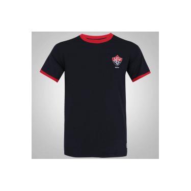 Camiseta do Vitória Leão da Barra - Masculina - PRETO Xps Sports b98a7bab64641