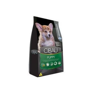 Ração Farmina Cibau Puppy Para Cães Filhotes De Raças Médias - 15 Kg