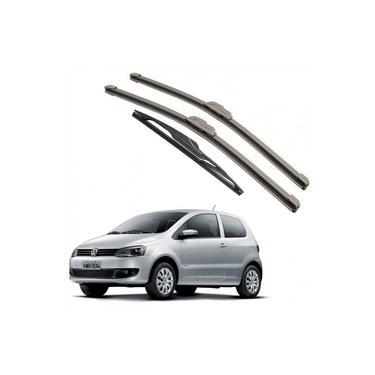 Kit Palhetas Dianteira e Traseira para Volkswagen Fox 2003 A 2012