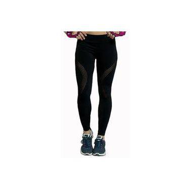 75dca3527 Calça legging feminina fitness ginástica academia roupa Lupo 71542
