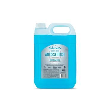 Sabonete Líquido Antisséptico 0,5% Triclosan Edumax 5 Litros