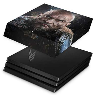 Capa Anti Poeira para PS4 Pro - Lords of the Fallen