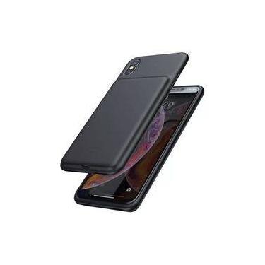 Capa Carregadora Baseus Iphone Xs Max Alta Capacidade 4200mah
