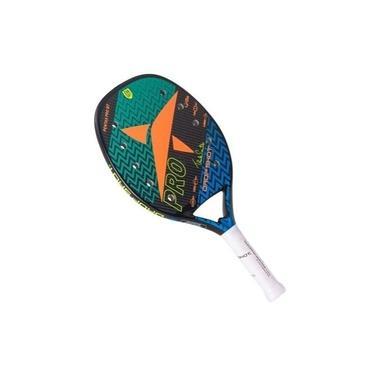 Raquete de Beach Tennis Drop Shot Pentax Pro Thales Santos