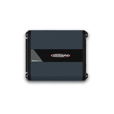 Modulo Amplificador Soundigital Sd800.4 800w Evo4 4 Canais