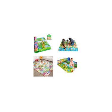 Imagem de Tapete Gigante Termico 2 Metros Tatame Infantil Dupla Face Educativo Para Bebe Atividades Impermeavel Playground Criança